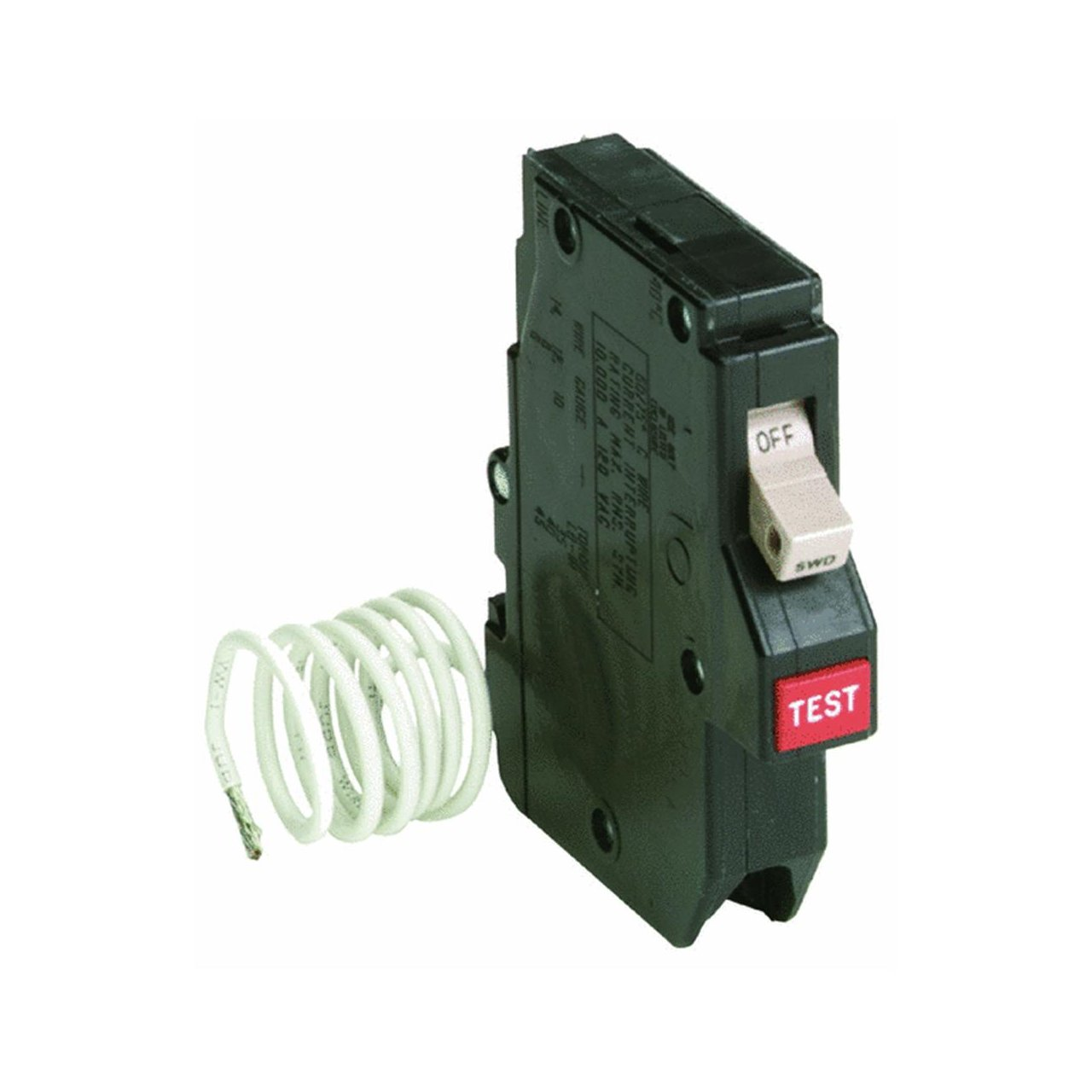 Best Rated In Circuit Breakers Helpful Customer Reviews How Do Work The Stock Markets Eaton Corporation Ch120gfcs Single Pole Ground Fault Breaker 20a Product Image