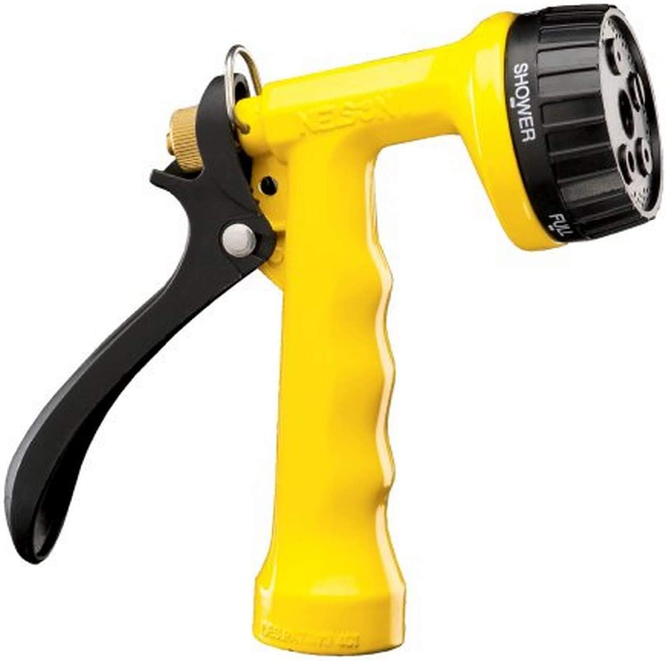 Nelson Metal Rear Trigger Five-Pattern Spray Nozzle 50107