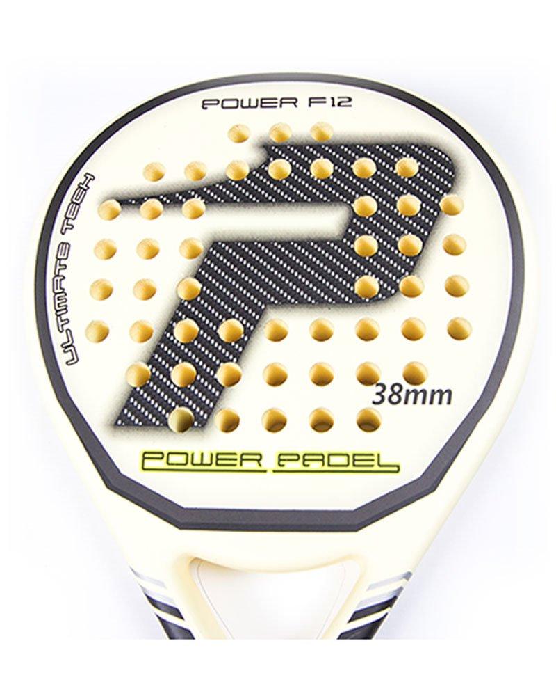 POWER PADEL Pala de Padel Modelo F12 - CATALOGO Oficial AÑO ...