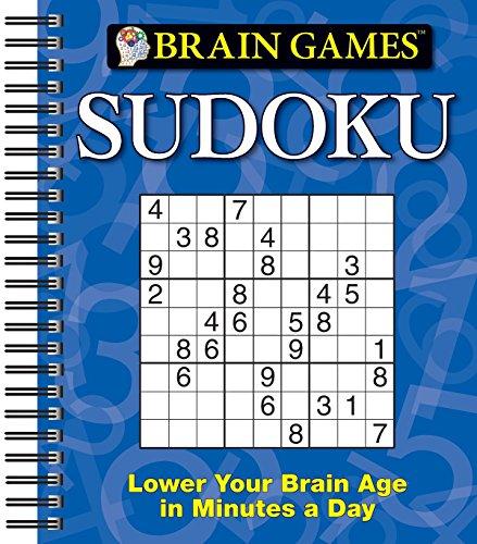 Brain Games® Sudoku (Brain Games - International Perth