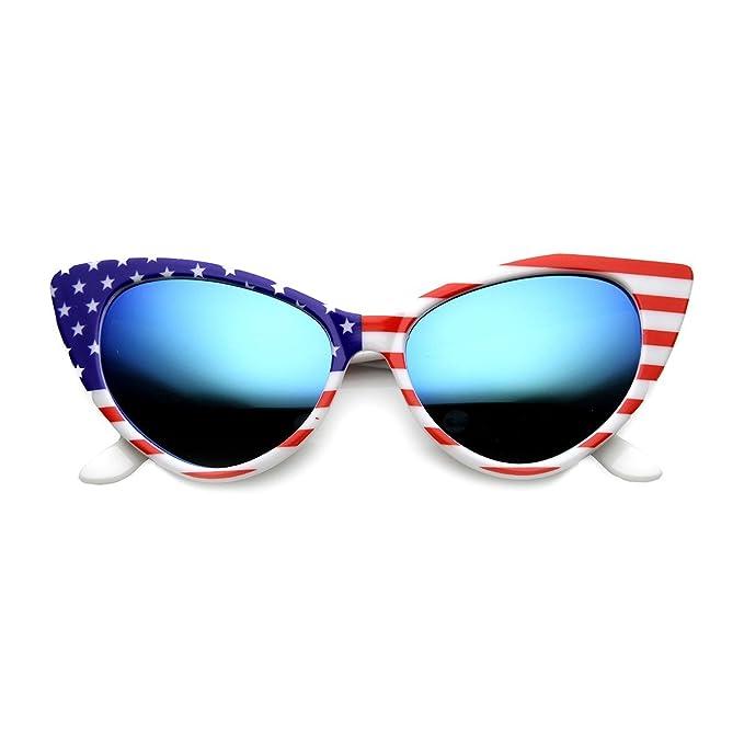 KISS Gafas de sol mod. CAT EYE NIKITA U. S. A. - vintage ...