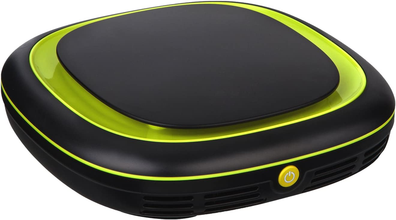 Coche purificador de aire CZM Tech filtro de aire ambientador para ...