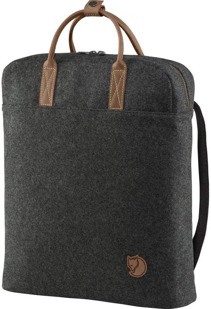 Taille Unique FJ/ÄLLR/ÄVEN Norrv/åge Briefpack Sac /à dos  Grey FR Taille Fabricant : OneSize