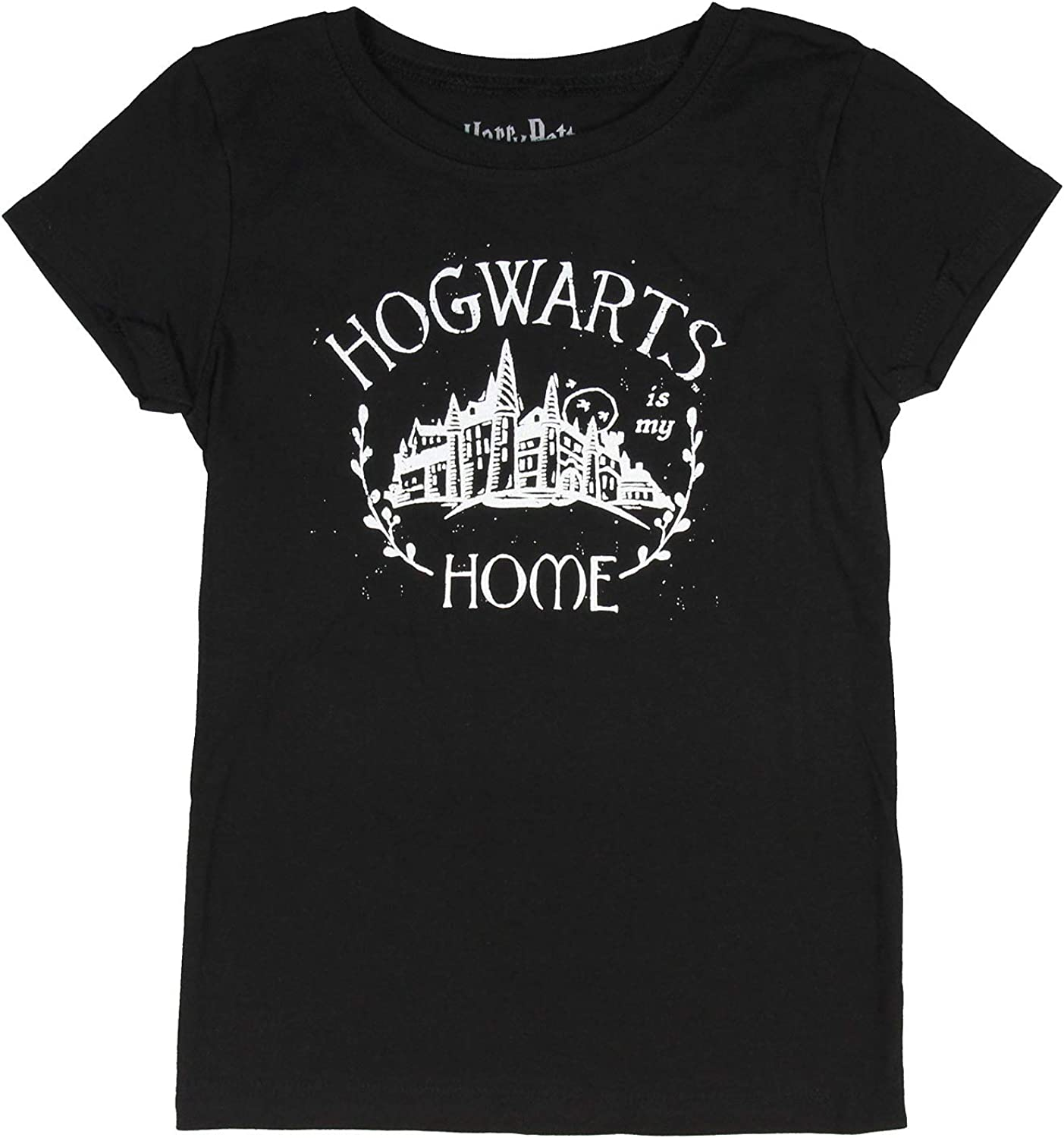 Bioworld Harry Potter Hogwarts is My Home Girl's T-Shirt