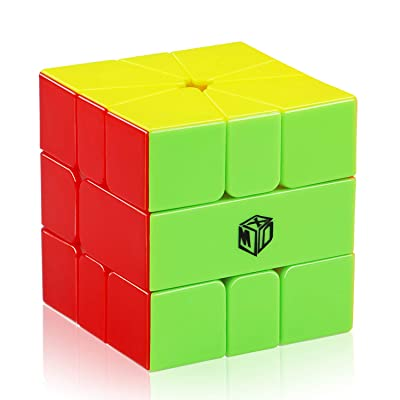 FAVNIC X-Man Volt Square 1 Speed Cube Stickerless SQ-1 Magic Cube Puzzle: Juguetes y juegos