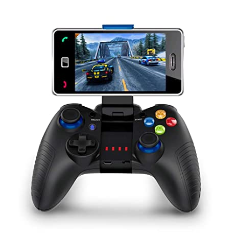 Mobile Game Controller, STOGA Wireless Gamepad Compatible with IOS and  Android for PUBG/Arena of Valor