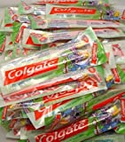 20 Colgate Toothbrushes (Birthday Party Favors) Children over 4