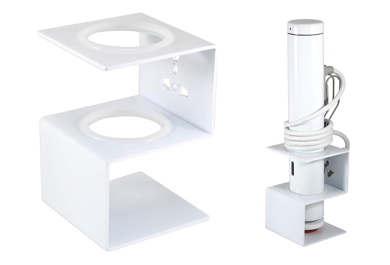 brighto Sous Vide Premium Stainless Steel Immersion Circulator Storage Stand [Bianca]
