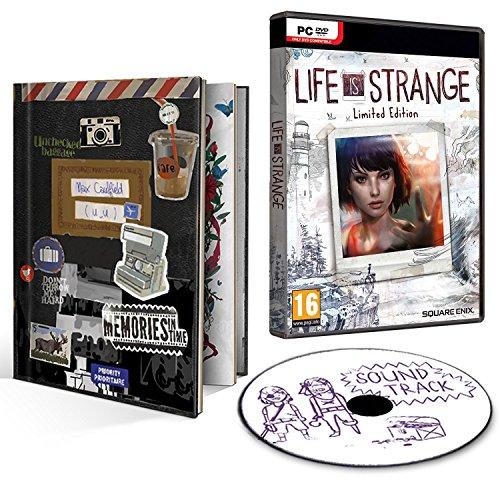 Life is Strange Limited Edition (PC DVD) (Life Is Strange Game)
