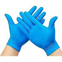 AVO+ 10 Pack Medium wegwerphandschoenen, hypoallergeen latexvrij, extra sterke premium nitril handschoenen, ideaal voor…