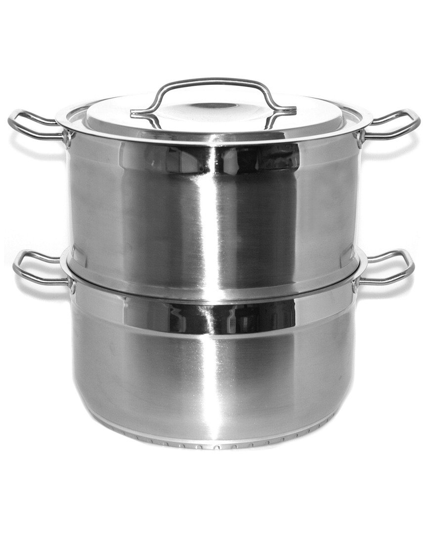 BergHOFF Hotel Line 12-Inch Deluxe Large Steamer 11-Quart