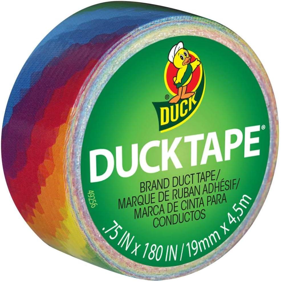 Duck MDT-1681 Brand lings Mini Duct Tape Rolls: 3/4