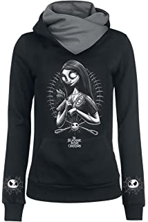 Nightmare Before Christmas Tim Burton Unisex Sweatshirt: Amazon.co ...