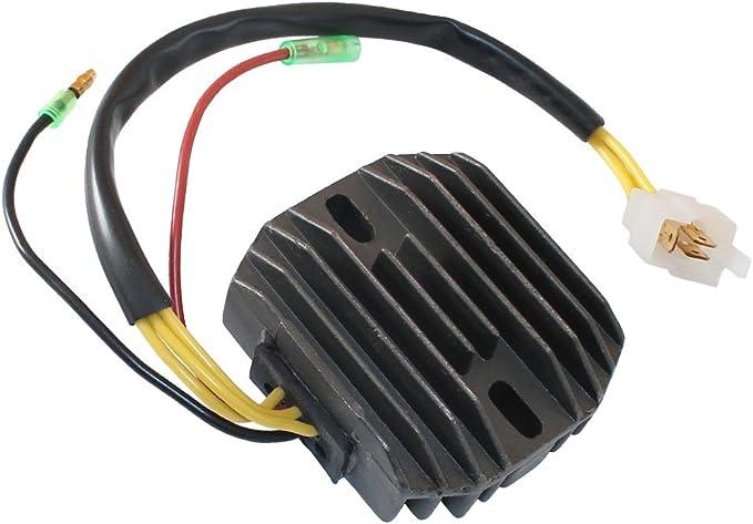 Yamaha Rectifier Regulator Model YFM 250 Bear Tracker 2001-2004 Part# 27-10422 OEM# 5GT-81960-00-00