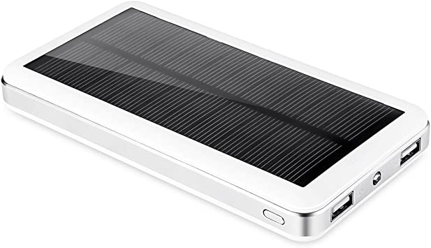 Aedon A8 cargador solar 20000mAh: Amazon.es: Electrónica
