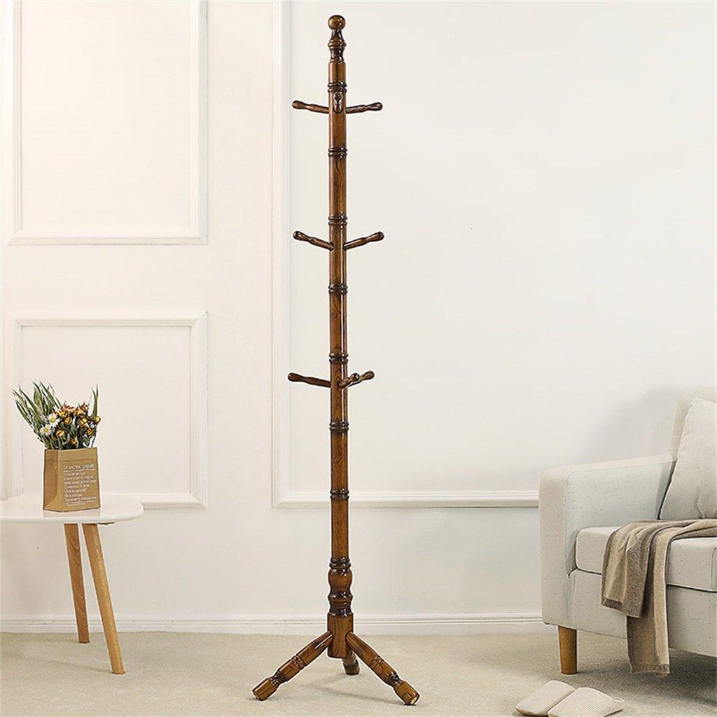 Amazon.com: Hangers Floor-Standing Bedroom Simple Hanging ...