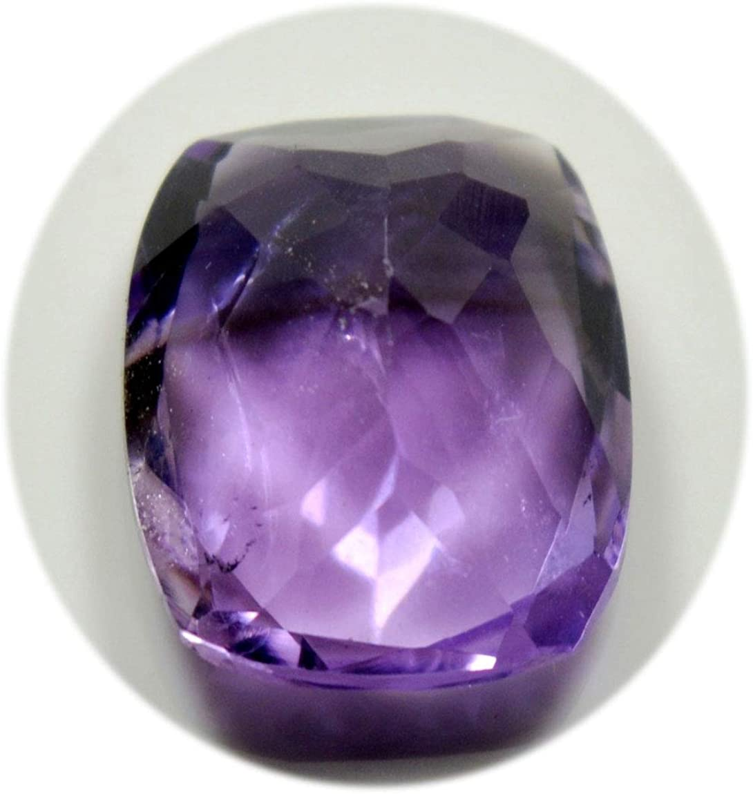 Fabulous Top Grade Quality 100/% Natural Amethyst Fancy Shape Clocter Loose Gemstone For Making Jewelry 35.5 Ct 39X13X6 mm J-4674