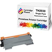 Cartridge Planet Compatible Toner Cartridge for Brother TN-2030 TN2030 (2,600 Pages) for Brother DCP7055 HL2130 HL2132…