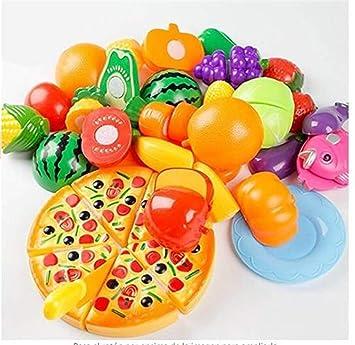 Juegos de simulación Comida Juguetes de plástico Niños Niños ...