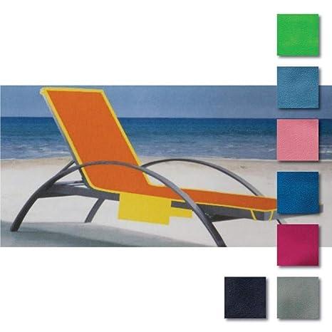 tradeshoptraesio®–Toalla playa microfibra con bolsillos Varios colores coprilettino