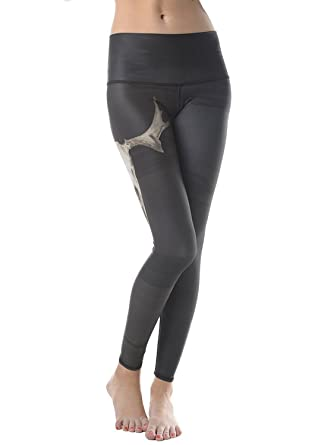 332488e73d Teeki Womens Eco-Friendly Yoga Hot Pants (Deer Medicine, Small):  Amazon.co.uk: Clothing
