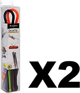 product image for Nite Ize Gear Tie - Assorted 8 Pack