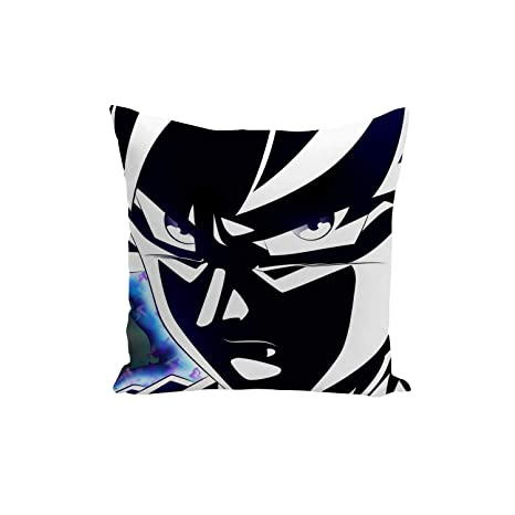 Fabulous Funda de Cojín Dragon Ball Super Son Goku Blue Aura ...