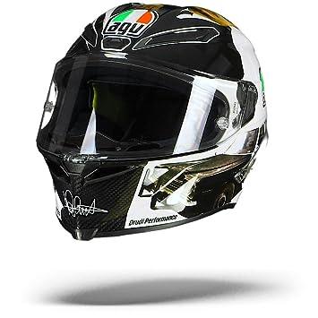 Race casco AGV pista GP R Misano 2016 vr|46 Valentino Rossi