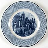 Wedgwood Classic Harry Potter Traditional Dinner Plate Imported