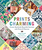 img - for Prints Charming by Madcap Cottage: Create Absolutely Beautiful Interiors with Prints & Patterns book / textbook / text book