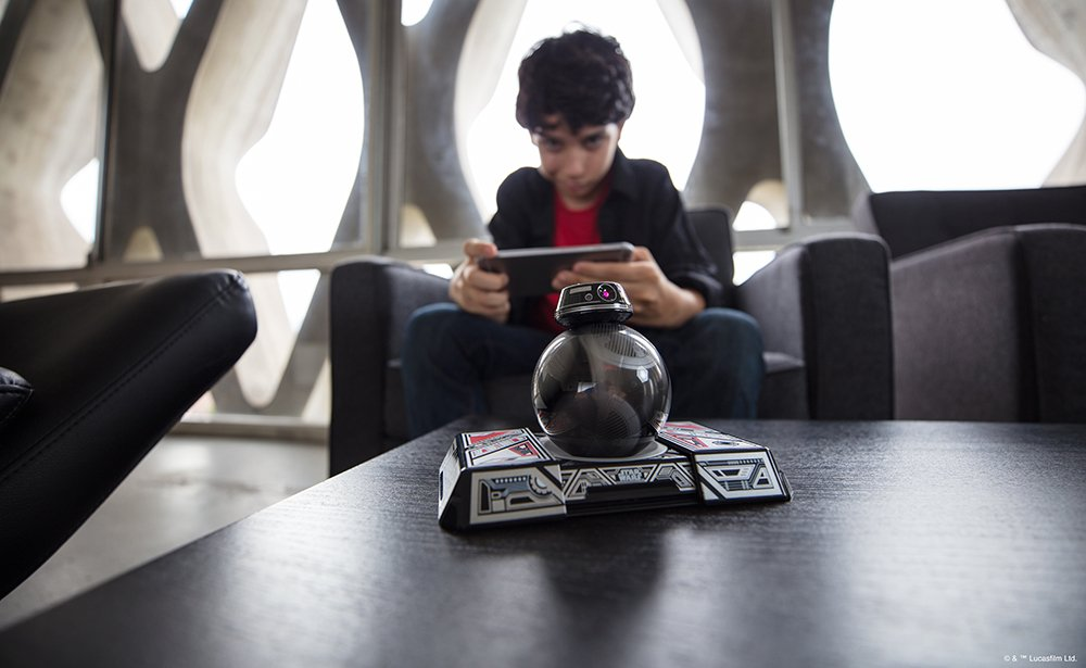 BB-9E App-Enabled Droid with Trainer by Sphero (Image #16)