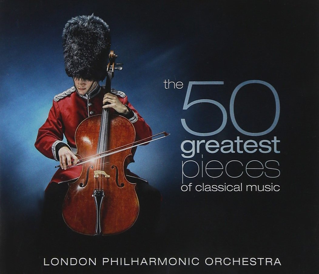 50 Greatest Pieces of Classical Music by X5 Music Group
