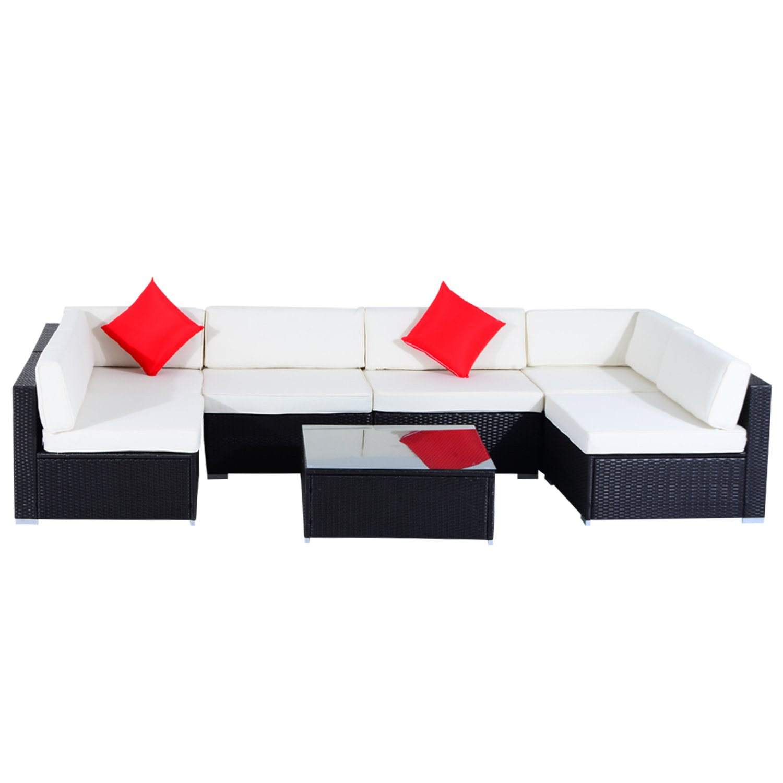 Surprising Mewmewcat 9Pcs Delux Outdoor Indoor Sofa Set Garden Download Free Architecture Designs Embacsunscenecom