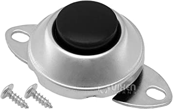 Sea Dog 420429-1 Surface Mounted Push Button Horn Switch