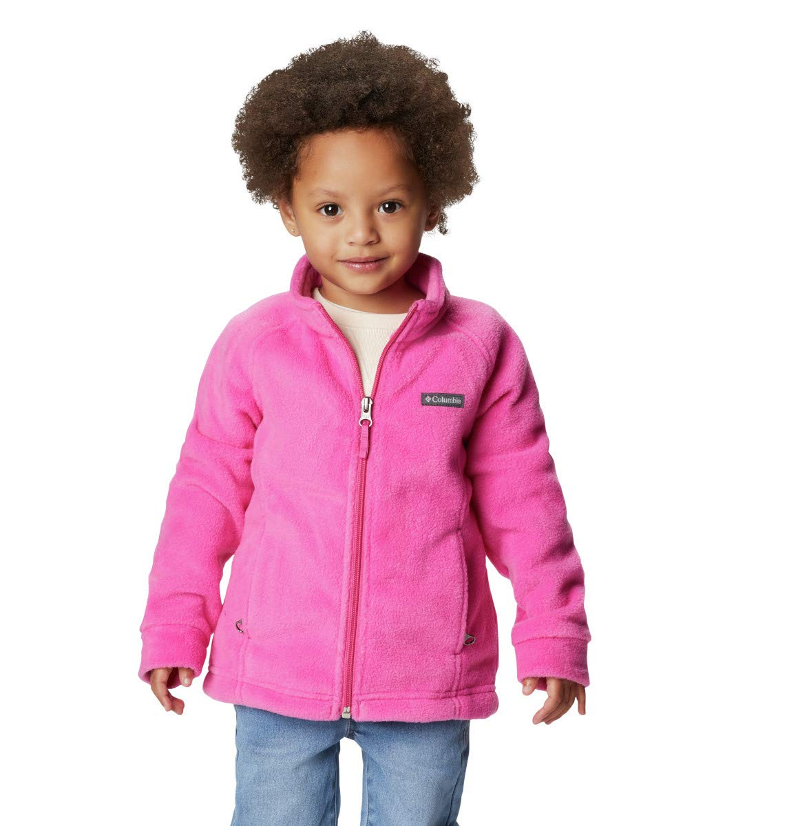 Columbia Baby Girls Benton Springs Fleece Jacket