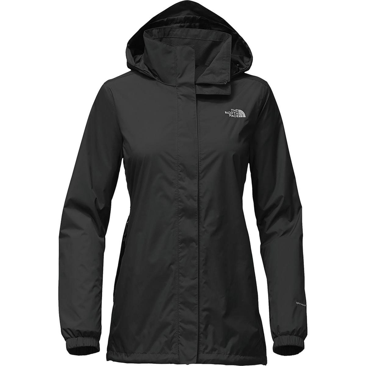 (ザノースフェイス) The North Face Resolve Parka レディース ジャケットTnf Black/Foil Grey [並行輸入品]   B079MGG1CK