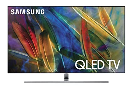 91ad02ae4 Image Unavailable. Image not available for. Color  Samsung Electronics  QN55Q7F 55-Inch 4K Ultra HD Smart QLED TV ...