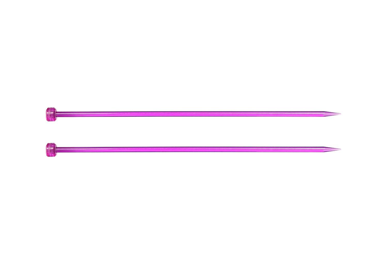 KnitPro Trendz Multi farbige Kinder die Stricknadeln L/änge 15/cm Orange 4.0mm