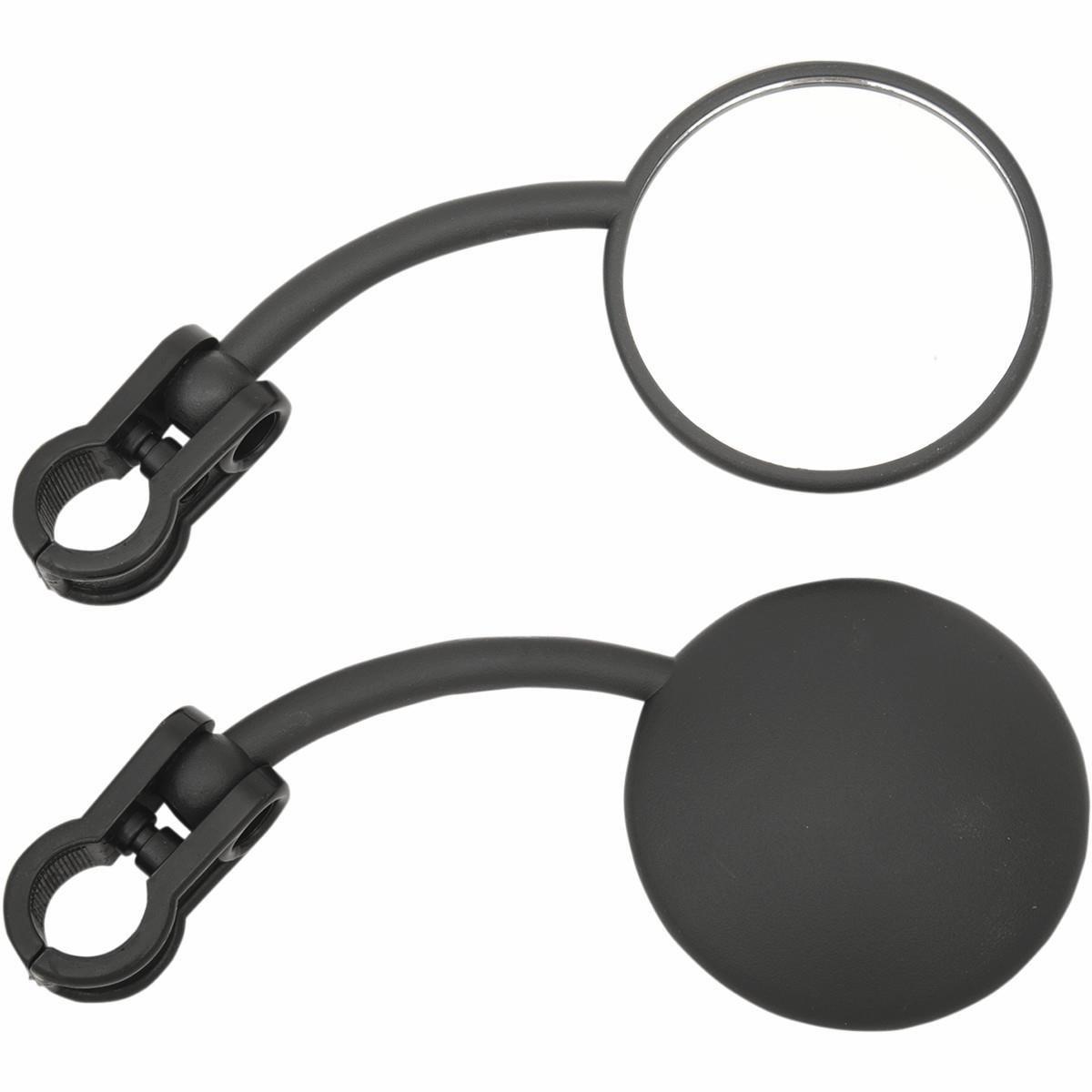 Emgo Easy Clamp-On Enduro Mirror Set 2064586