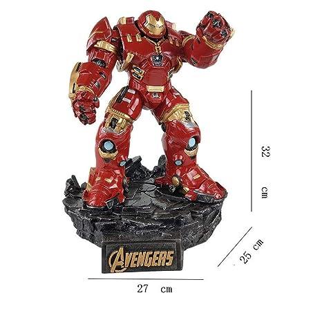 Marvel model 31/32 / 33cm Iron Man Anti-Hulk, Avengers 4 ...