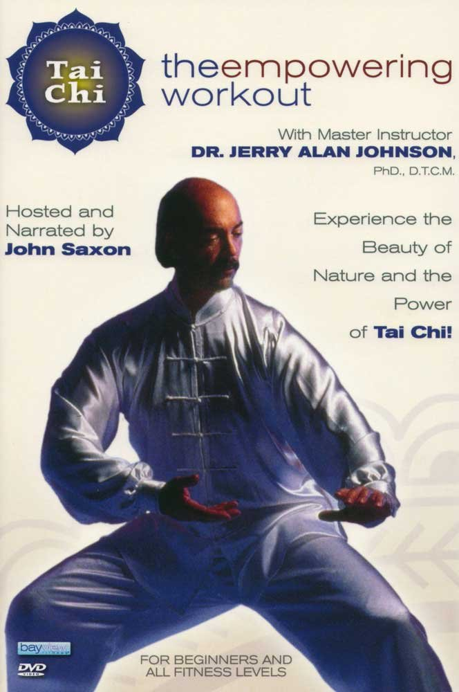 Amazon.com: Tai Chi: The Empowering Workout with Dr. Jerry Alan ...