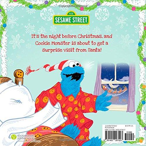 Twas the Night Before Christmas on Sesame Street (Sesame Street ...