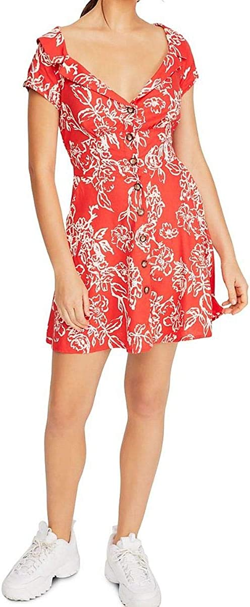 Free People A Super-cheap Opening large release sale Thing Called Mini Dress Love