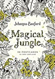 Magical Jungle: 36 Postcards to Color and Send