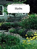 Ortho's Guide to Herbs, Monica Brandies, 0897213130
