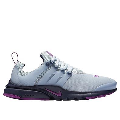 NIKE - Presto - 833878401 - Color: Navy Blue-Grey-Violet - Size
