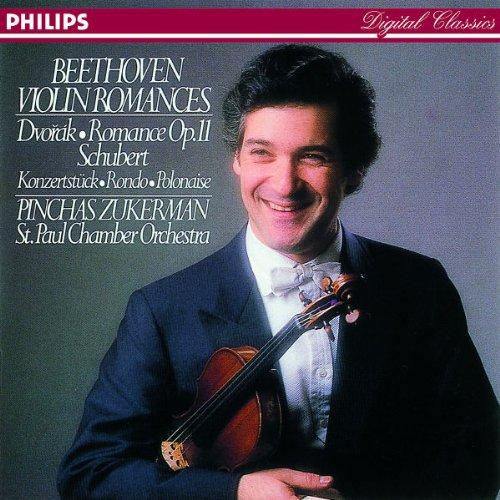 - Beethoven: Violin Romances / Dvorak: Romance, Op. 11 / Schubert: Konzertstuck / Rondo / Polonaise