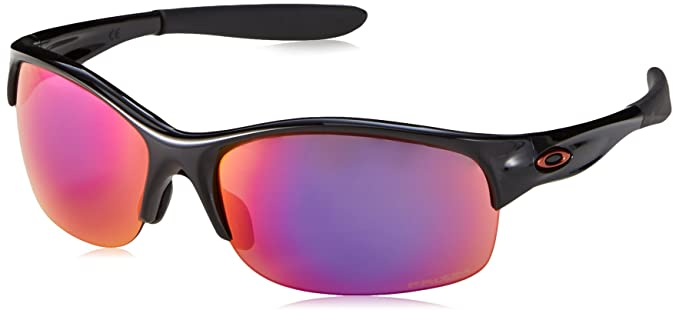 e445ddb56045d Oakley Women s Commit Squared Non-Polarized Iridium Cateye Sunglasses  POLISHED BLACK 62 mm
