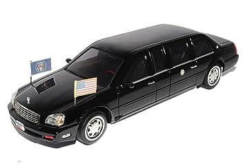 alles-meine.de GmbH Cadillac DeVille Präsidenten Limousine USA 2001 ...