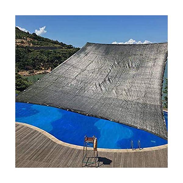Giow - Telo protettivo per protezione solare in polietilene resistente all'abrasione, per balcone, 22 misure (colore… 2 spesavip
